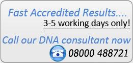 Contactez-nous pour discuter sur votre test ADN!